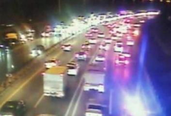 В Баку столкнулись 6 автомобилей, есть погибший - [color=red]ОБНОВЛЕНО[/color]