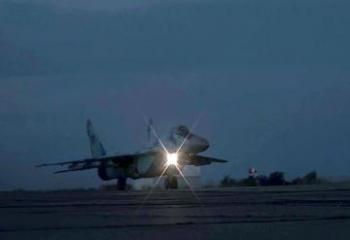 ВВС Азербайджана провели ночные учения - [color=red]ВИДЕО[/color]