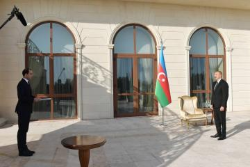President Ilham Aliyev receives credential of incoming Ambassador of Sweden to Azerbaijan