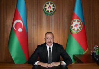 Prezident İlham Əliyev BMT Baş Assambleyasının 75-ci sessiyasının ümumi debatlarında videoformatda çıxış edib