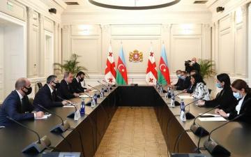 Саломе Зурабишвили: Своевременное завершение делимитации границ представляет взаимный стратегический интерес