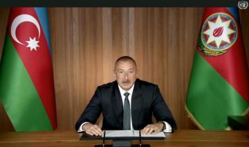 Президент Ильхам Алиев выступил на общих дебатах в видеоформате 75-й сессии Генеральной Ассамблеи ООН