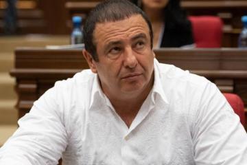 Ermənistanda müxalifət lideri həbs olunub