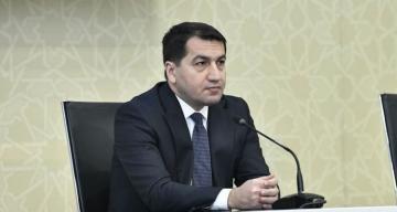 Хикмет Гаджиев: Вся ответственность за сложившуюся ситуацию и развитие событий полностью лежит на военно-политическом руководстве Армении