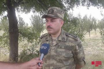 "Vagif Dargahli: ""The military command staff of Armenia ordered to use weapons against its soldiers"""