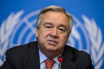 Генсек ООН призвал немедленно прекратить боевые действия в Карабахе