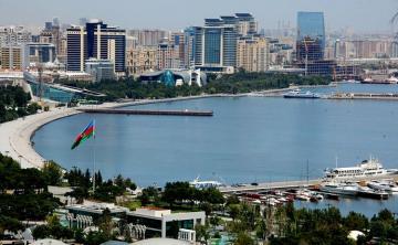 На территории Азербайджана объявлено военное положение