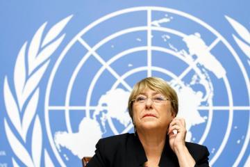 Верховный комиссар ООН призвала Армению и Азербайджан немедленно прекратить боевые действия