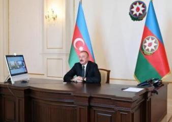 """Prezident İlham Əliyev """"Rossiya-1"""" telekanalının """"60 dəqiqə"""" proqramında sualları cavablandırıb - [color=red]YENİLƏNİB[/color]"""