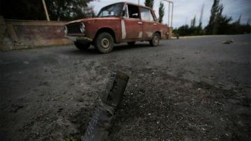 Izvestia: Evacuation of population from Nagorno Garabagh started
