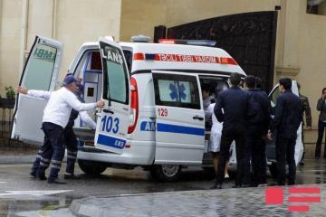 В результате обстрела армянами населенного пункта погиб еще один мирный житель