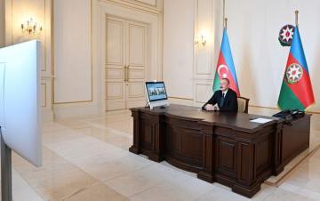 Президент Азербайджана: У нас не было и нет никаких военных целей на территории Армении