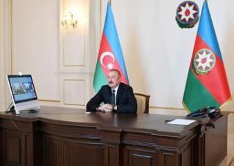 Ильхам Алиев: Есть только две стороны конфликта - Армения и Азербайджан