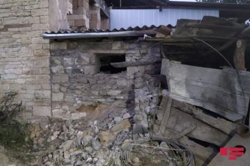 Армянские снаряды попали в жилые дома в Гёранбое – [color=red]ФОТО[/color]