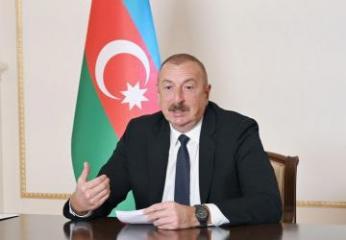Ильхам Алиев: Зангезур, являющийся древней азербайджанской землей, будет играть роль соединения тюркского мира