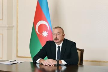 Ильхам Алиев: Армения совершила геноцид против Азербайджана