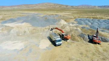 В зону грязевых вулканов прокладывается новая автодорога – [color=red]ФОТО[/color]