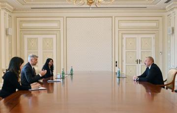 Ильхам Алиев: На освобожденных от оккупации территориях есть большая необходимость в развитии инфраструктуры
