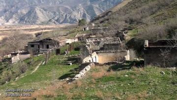 Zəngilanın Turabad kəndinin [color=red]VİDEOGÖRÜNTÜLƏRİ[/color]