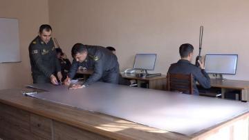 В войсках Нахчыванского гарнизона прошли командно-штабные учения - [color=red]VİDEO[/color]