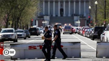 У здания Капитолия произошла стрельба, есть погибшие  - [color=red]ОБНОВЛЕНО[/color] - [color=red]ВИДЕО[/color]