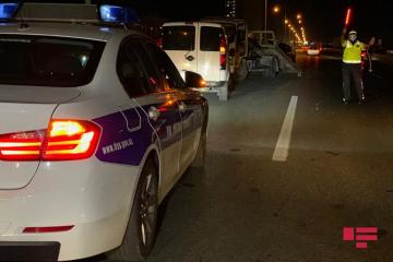 Abşeronda piyadanı avtomobil vurub