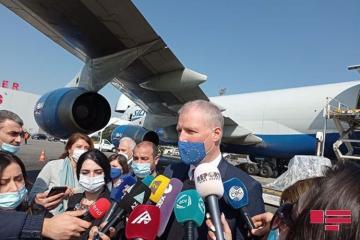 Глава представительства ЕС в Азербайджане: Правительство Азербайджана добилось большого успеха, быстро начав вакцинацию