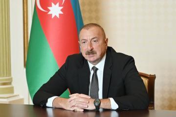 Президент Ильхам Алиев принял нового председателя ОАО «Мелиорация и водное хозяйство Азербайджана» - [color=red]ОБНОВЛЕНО[/color]