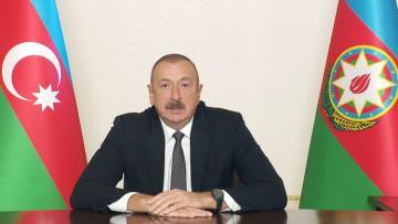 Президент Азербайджана: Только вместе мы справимся с пандемией и вернемся к нормальной жизни