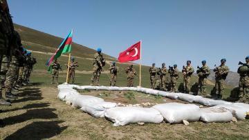 Начались совместные оперативно-тактические учения азербайджанской и турецкой армий - [color=red]ВИДЕО[/color]