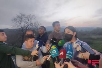 Журналисты посетили Баситчайский государственный природный заповедник в Зангилане - [color=red]ФОТО[/color]