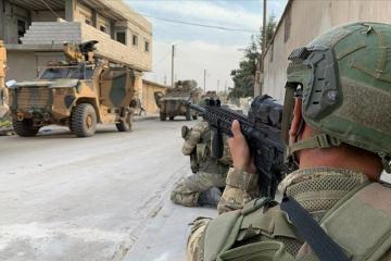 Двое турецких военных погибли в Сирии