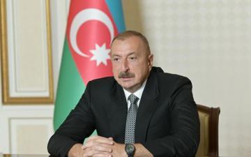 """Azərbaycan Prezidenti: """"Biz ədaləti bərpa etdik"""""""