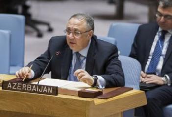 На дебатах в СБ ООН был поднят вопрос не предоставления Арменией минных карт