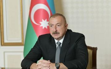 Президент Азербайджана: Мы восстановили справедливость