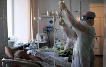 В Турции обновили рекорд по числу случаев COVID-19 за сутки