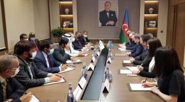 Между Джейхуном Байрамовым и генеральным секретарем ОИС состоялась встреча в расширенном составе - [color=red]ОБНОВЛЕНО[/color]