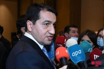 Помощник президента: Делегации государств-членов Тюркского совета воочию увидят результаты армянского вандализма в Агдаме