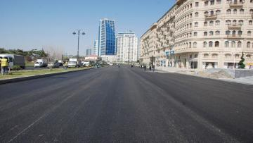 Name of Baku's Avenue Nobel changed to 8 November
