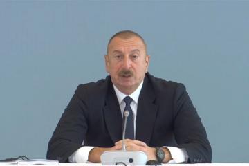 Глава государства: Риски, связанные с попытками Армении взять реванш должны быть нулевыми