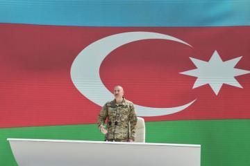 Ильхам Алиев: Именно в результате предательства тандема НФА-Мусават Шуша и Лачин оказались под оккупацией