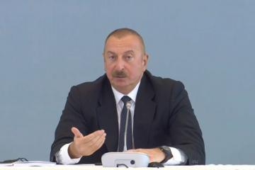 Ильхам Алиев: То, что Пакистан открыто поддерживает Азербайджан, является реальным показателем нашего братства