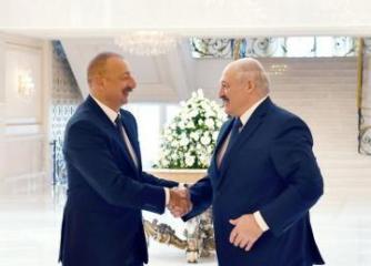 Лукашенко: Впереди много тяжелой работы по восстановлению жизни на возвращенных территориях