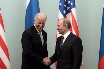 Байден предложил Путину провести встречу в третьей стране