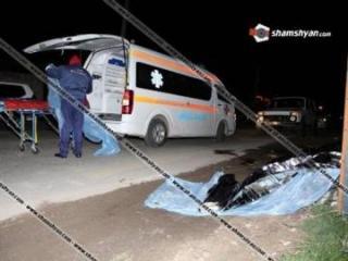 В Армении пьяный водитель сбил шестерых военнослужащих, двое погибли
