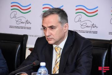 "Farid Shafiyev commented on Pashinyan's claims regarding ""Returning of Nagorno-Karabakh"""