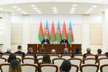 Президент Азербайджана: Зангезурский коридор становится реальностью