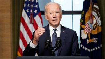 Biden signs order on introducing sanctions against Russia