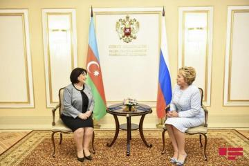 "V. Matvienko: ""More than 100,000 doses of Sputnik-V vaccine will be sent to Azerbaijan soon"""