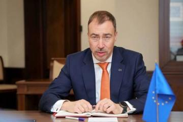 Спецпредставитель ЕС: Для сотрудничества между Арменией и Азербайджаном необходимо сформировать атмосферу доверия